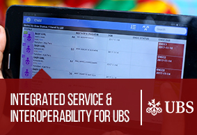 Integrated Service & Interoperability for UBS
