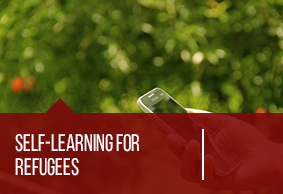 Self-Learning for Refugees